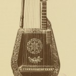Harp-Lute with 16 Strings