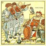 King Cole - The Baby's Opera - Walter Crane