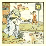 Mrs. Bond - Walter Crane