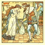 Ye good king athur - Walter Crane