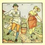 Jack & Jill - (Walter Crane)
