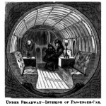 Under Broadway Passenger Car