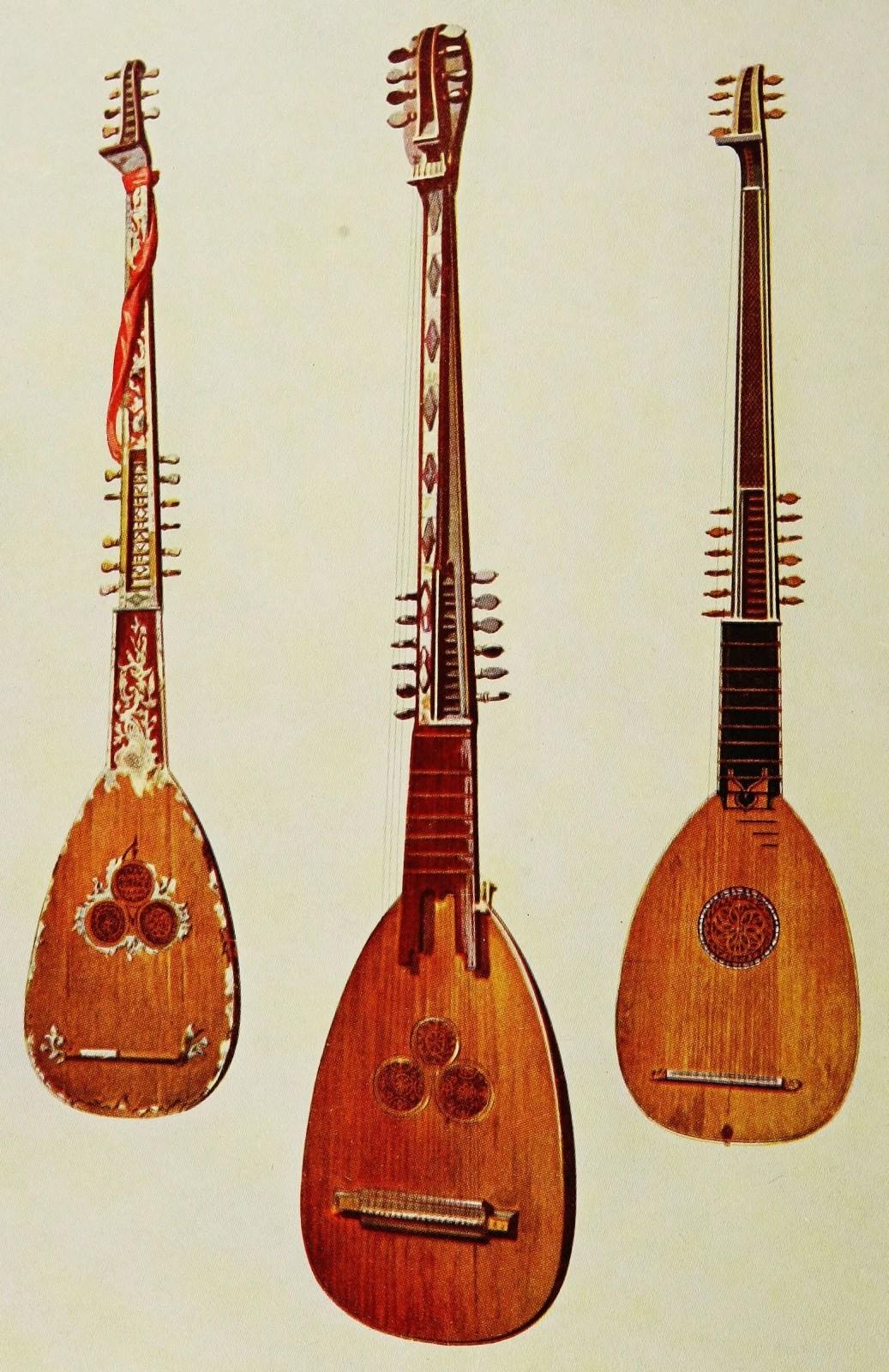 Chinesische Mondgitarre