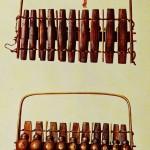 Marimba aus Südafrika
