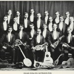 Mandolin Club 1901