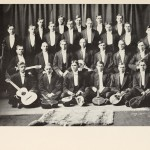 Mandolin Club 1908