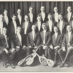 Mandolin Club 1910