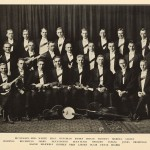 Mandolin Club 1917