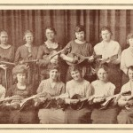 Girls Mandolin Club 1920