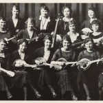 Girls Mandolin Club 1921