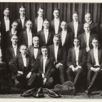 Mandolin Club 1921
