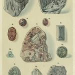 Epidot, Almandin, Pyrop, Kaneelstein, Demantoid, Chrysolith