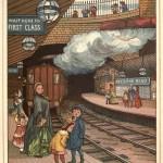 Underground Railway - London