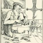 Damascene Worker - Graveur