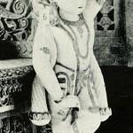 Marmorstatue - Hindu Figur
