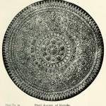 Perlenteppich aus Baroda