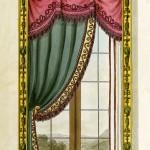 Vorhang (um 1800)