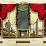 Vorhänge (um 1800)