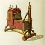 Kinderkrippe (um 1800)