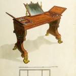 Damenankleidetisch (um 1800)