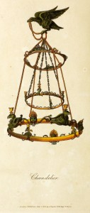 Kerzenleuchter (um 1800)