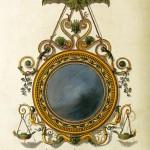 Wandspiegel (um 1800)