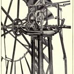 Mechanik der Windmühle Nr. 6 - 8-foot Gem