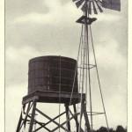 Ansicht der Windmühle Nr. 35- 8-foot Dempster