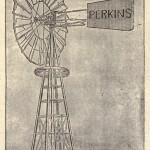 Ansicht der Windmühle Nr. 43 - 10-foot Perkins