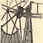 Mechnik der Windmühle Nr. 26 - 14-foot Perkins