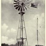Ansicht der Windmühle Nr. 44 - 16-foot Aermotor