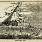 Das Schiffswrack der Mexico