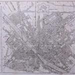 Stadtplan von Florenz (1861)