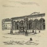 Florenz - Kirche der Verkündigung