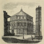Florenz - Baptisterium San Giovanni Battista