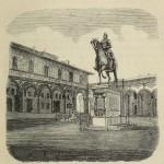 Florenz - Piazza dell' Annunciata