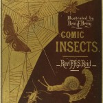 Comic Insects (1872) - Cover