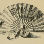 Introduction - Fan with caterpillar and birds