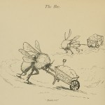"The Bee - ""Hearty toil."""