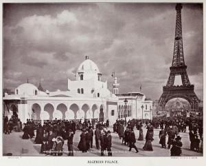 Algerian Palace