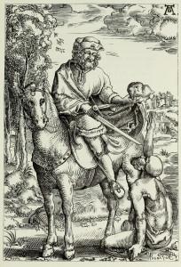 Sankt Martin - Albrecht Dürer