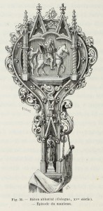 Sankt Martin - Klosterstab, Köln, 15. Jahrhundert