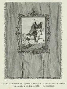 Sankt Martin, erhalten in der l'Ameria real in Madrid, ca. 1571