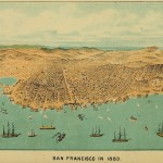 Beauties of California - San Francisco im Jahr 1883