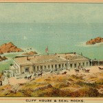 Beauties of California - Cliff House & Seal Rocks