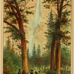Beauties of California - Yosemite Falls