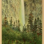Beauties of California - Bridal Veil Falls