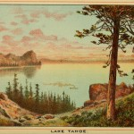 Beauties of California - Lake Tahoe
