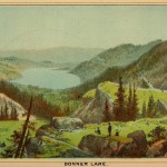Beauties of California - Donner Lake