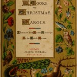 A Booke of Christmas Carols - Titelseite